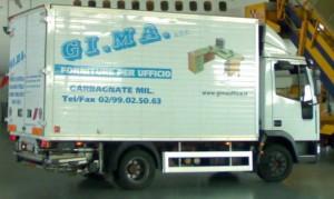Furgone GiMa2